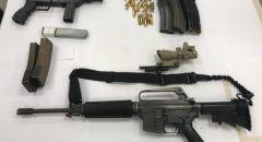 تصريح مدعٍ ضد شاب من شفاعمرو بشبهة حيازة أسلحة