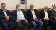 الحركة الإسلامية - القائمة العربية الموحدة تؤكد انتساب مازن غنايم إليها بشكل رسمي