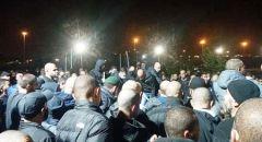 يافا : جماهير غفيرة تودّع ضحية القتل الشيخ محمد ابو نجم