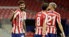 """قبيل مواجهة برشلونة.. أتلتيكو يحقق فوزه الرابع تواليا في """"الليغا"""""""