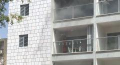 مصرع سيّدة جرّاء اندلاع حريق داخل شقة سكنية في حولون