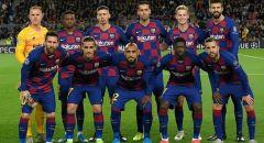 """برشلونة يهدر نقطتين ثمينتين أمام إشبيلية في """"الليغا"""""""