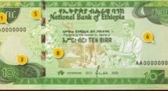 إثيوبيا تكشف النقاب عن أوراق نقدية جديدة للحد من الأنشطة غير القانونية