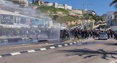 بلدية ام الفحم: في أعقاب العنف الشرطي ضد المواطنين، إدارة البلدية تقرر تجميد عمل الشرطة الجماهيرية البلدية