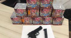 اعتقال مشتبهين من النقب بحيازة أسلحة وذخيرة