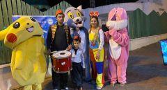 عيلبون: فرقة لولي تستقبل الشهر الفضيل بمسيرة رمضانية في شوارع القرية