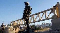 """اسرائيل تقرر إغلاق الضفة وغزة بسبب """"المساخر"""""""