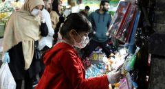 ايران : 60 وفاة جديدة بكورونا وحصيلة الإصابات تتجاوز الـ90 ألفا