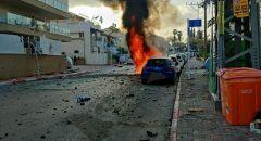 مصرع شخص اثر انفجار سيارة في مدينة حولون