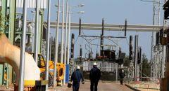 توقيع اتفاقية لمد محطة كهرباء غزة بالغاز الاسرائيلي