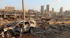 اسرائيل تعرض المساعدة الطبية والإنسانية على لبنان بعد الانفجار في الميناء