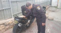 الشرطة : اعتقال مشتبه من ام الفحم بشبهة قيادة دراجة نارية دون ان يصدر يوما ما رخصة قيادة