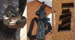 اعتقال مشتبهين بعد ضبط اسلحة في قلنسوة والناصرة والرملة