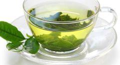 الشاي ألاخضر  يحرق السعرات الحرارية والدهون بشربه مرتين في اليوم
