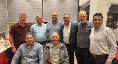 المنتدى اليهودي العربي للشراكة والنجاعة وتنمية المصالح الاقتصادية – غفعات حبيبه، ينظم إفطار جماعي في باقة الغربية