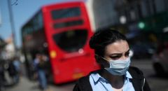 بريطانيا: انخفاض حاد في معدل الوفيات الجديدة بكورونا