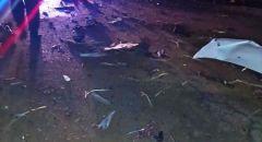 مصرع شخص بانفجار مركبة في بات يام