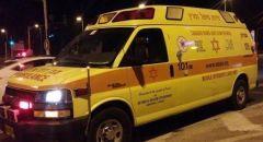 اصابة فتيين بجروح بعد تعرضهما لاطلاق نار في رهط