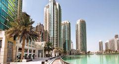 دبي ,,, اجراءات مشددة على الحركة لمدة أسبوعين لوقف انتشار كورونا