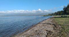 ارتفاع في منسوب مياه بحيرة طبريا
