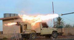 سقوط صواريخ في أربيل