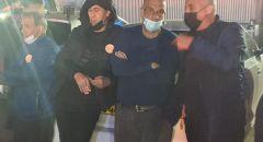 مظاهرة في مجد الكروم امام محطة الشرطة ضد الجريمة والعنف وتخاذل الشرطة