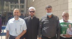 تمديد اعتقال الشيخ كمال خطيب حتى الاثنين القادم
