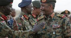 البرهان بحث في الإمارات مع الأمريكيين شطب السودان من القائمة السوداء والسلام العربي الإسرائيلي