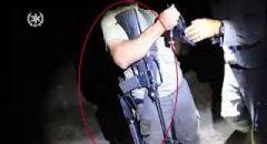 مطاردة وتبادل إطلاق رصاص بين عناصر من الشرطة ومسلحين قرب الناصرة وإعتقال مشتبه