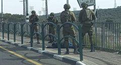 استشهاد شاب فلسطيني بزعم محاولته تنفيذ عملية طعن قرب اريئيل