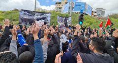 للاسبوع الحادي عشر على التوالي صلاة جمعة حاشدة في مبنى بلدية ام الفحم ومظاهرة احتجاجًا على الجريمة والعنف