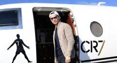 كريستيانو رونالدو في ورطة بسبب عدم اعطاء تصريح تحليق لطائرته الخاصة