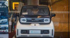الصين تحل مشكلات الازدحام والوقود بسيارة E300 الجديدة من Baojun