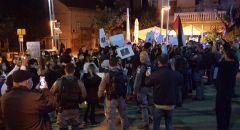 حيفا: إطلاق سراح شابة اعتقلتها الشرطة خلال المظاهرة أمس الجمعة