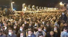 لجنة المتابعة: مظاهرة قطرية يوم السبت في طمرة تنديدا بتواطؤ السلطات مع استفحال الجريمة