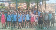 مدرسة الرامة الابتدائية تنظم يوما ترفيهيا لطلاب المدرسة في متنزه ملاهي التوت