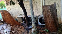 رعنانا : اندلاع حريق بمكيفات هواء وضعت بالقرب من اسطوانات غاز