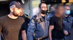 حملة اعتقالات الشرطة مستمرة في البلدات العربية: اعتقال 91 شابًا اضافيًا خلال اليوم الاخير