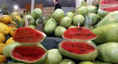 ستة أسرار من الخبراء لمعرفة البطيخ الناضج حلو المذاق