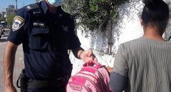 الشرطة تقوم بنشاط جماهيري في جسر الزرقاء وتوزع الحقائب المدرسية والمكيفات للعائلات المحتاجة والمؤسسات التعليمية