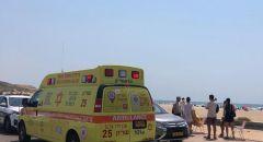 مصرع رجل (48 عامًا) إثر تعرّضه للغرق بشاطئ بوليغ في نتانيا