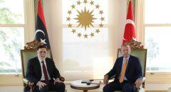 تركيا تنشر مذكرة تفاهم اقتصادية وقعتها مع ليبيا