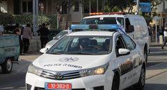 قرية المشهد : متظاهرون يضرمون النيران باطارات السيارات