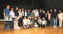 كفرمندا تحتفل  بتكريم الأجداد ، بمناسبة اصدار كتاب حكايات الأجداد