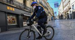 فرنسا ,,, 574 وفاة جديدة و المجموع 14967