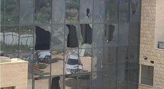 الرامة: اطلاق النار على مبنى الاوديتوريوم