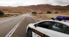 الشرطة تغلق طريق 60 بسبب جسم مشبوه
