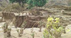 160 ضحية على الأقل جراء فيضان نهر بالهند سببه انهيار جليدي