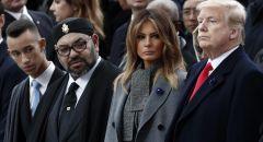 ترامب ومحمد السادس يتبادلان الأوسمة لتطبيع العلاقات مع إسرائيل