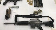 شفاعمرو: العثور على سلاح واعتقال مشتبه